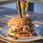 Walnut Bakery Veg Burger Combo