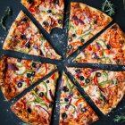 Walnut Bakery Veg Pizza Combo