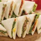 Walnut Bakery Veg Sandwich Combo