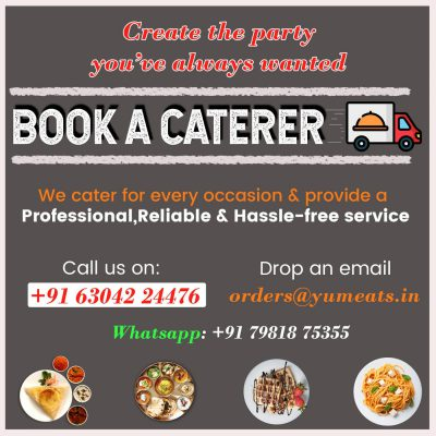 Book a Caterer
